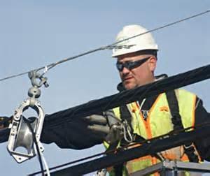 aerial telecom construction 1